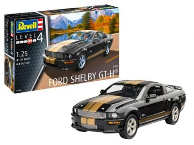 1/25 Maquette en kit FORD SHELBY GT-H 2006  - Revell 07665