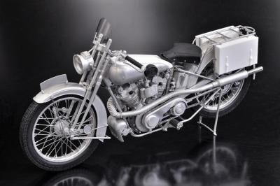 1/9 Maquette en Kit BOUGH SUPERIOR SS100 1926 model factory hiro  K662