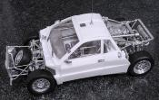 1/24 Maquette en Kit LANCIA 037 1984 model factory hiro  K505