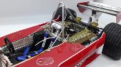 1/12 Ferrari 312 T2 1977 - MONTE / BUILT - model factory hiro
