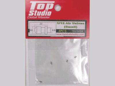 1/12 AIR VALVES  small   - Top studio 23024