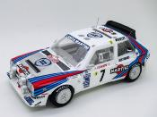 1/24 Maquette en Kit LANCIA DELTA S4 1986  model factory hiro  K544