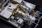 1/12 Maquette en Kit PORSCHE 908/3 1971 #3 1000km   model factory hiro  K728