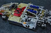 1/24 Maquette en Kit PORSCHE 908/3 #4 100KM NURBURGRING 1971 model factory hiro  K375